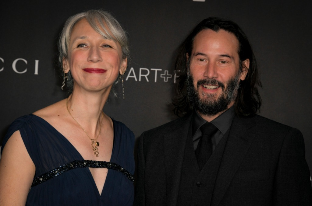 Keanu Reeves and Alexandra Grant: No Drama in Relationship