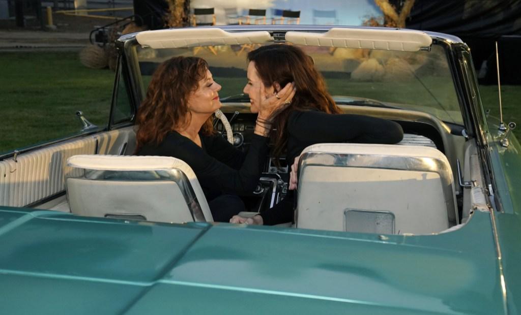 Susan Sarandon and Geena Davis Memories Of Filming 'Thelma and Louise'