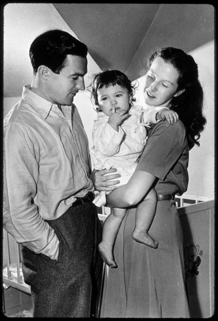 Gene Kelly Was an Incredibly Active Father Says Daughter Kerry I Have Many Very Good Memories