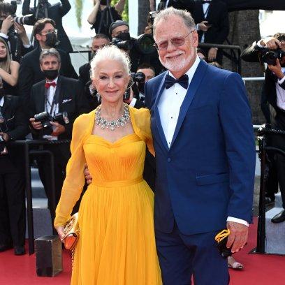 Helen Mirren Says She's 'Grateful' for Husband Taylor Hackford