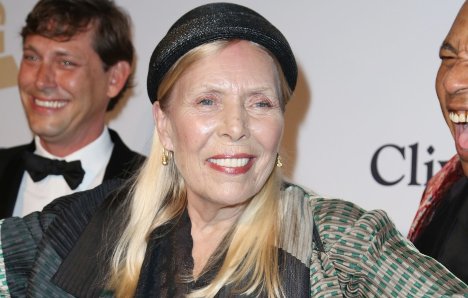 Joni Mitchell 'Cried With Happiness' Over News of Kennedy Center Honors Award