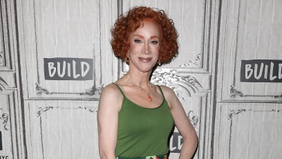 Kathy Griffin Reveals Lung Cancer Diagnosis 'I've Never Smoked'