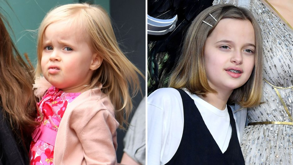 Life Moves Quickly — See Angelina Jolie and Brad Pitt's Daughter Vivienne Grow Up Through the Years!