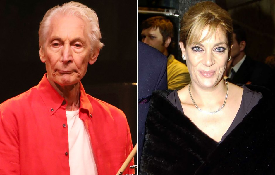 Meet Charlie Watts' Beloved Daughter Seraphina: Late Rolling Stones Drummer's Only Child