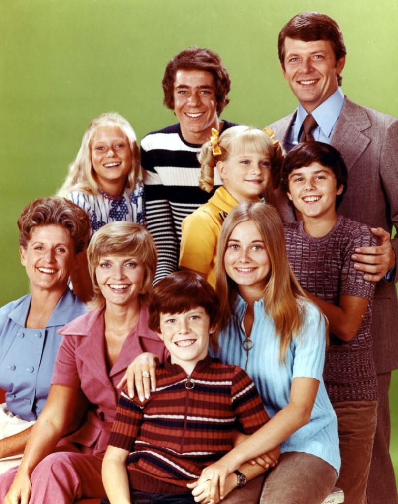 'The Brady Bunch' Photos of the Cast