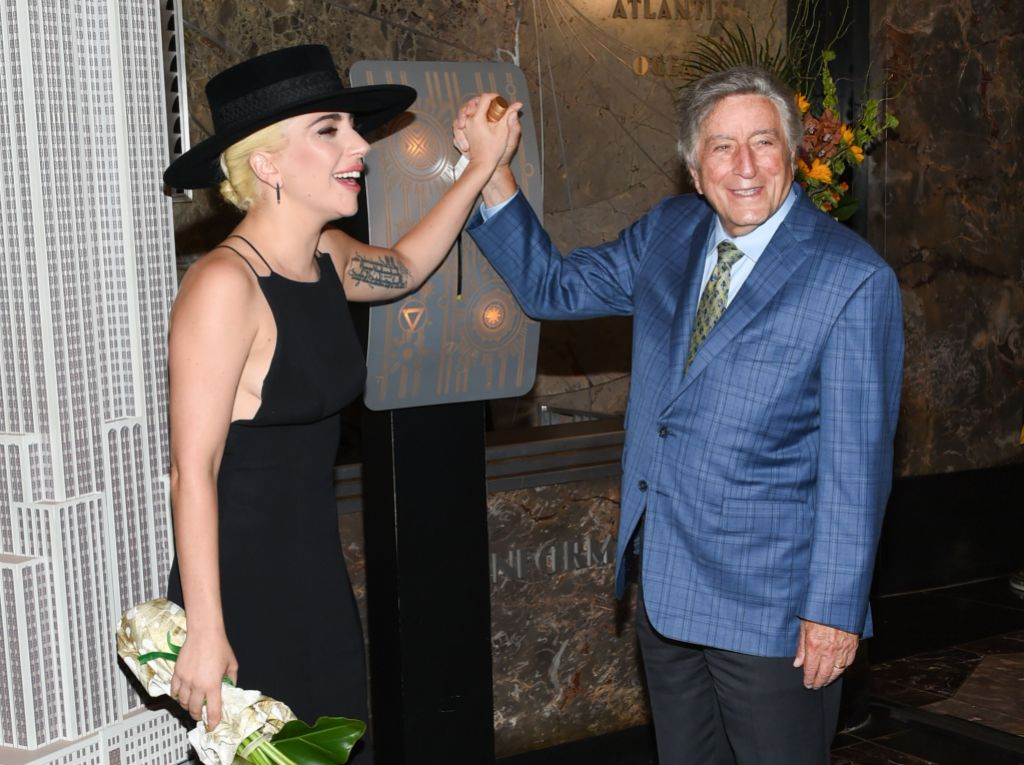 Tony Bennett Lady Gaga Photos