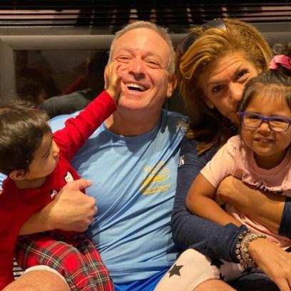 hoda-kotb-joel-schiffman-cutest-family-photos-with-their-kids