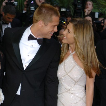 Jennifer Aniston Brad Pitt Relationship Timeline