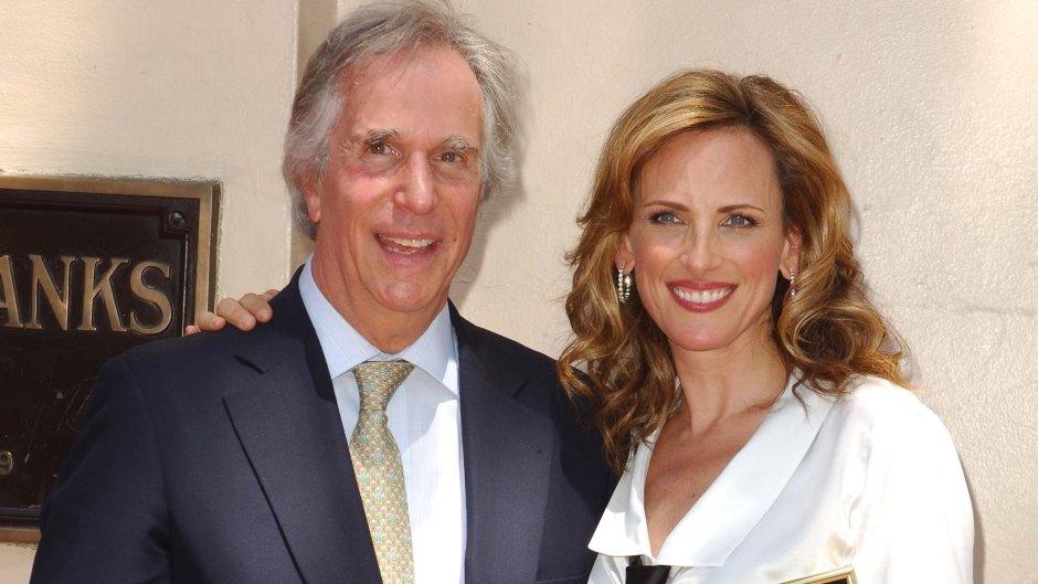 Henry Winkler Talks Longtime Friendship With Marlee Matlin: 'She's Like a Second Daughter'