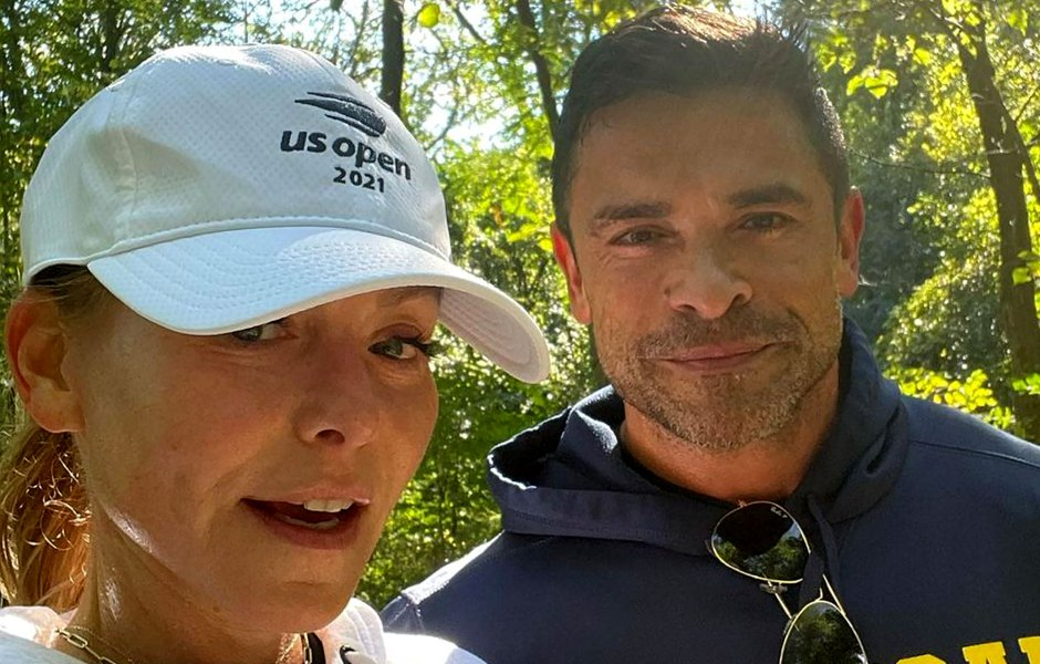 The Perfect Pair! See Kelly Ripa and Husband Mark Consuelos' Cutest Photos Through the Years
