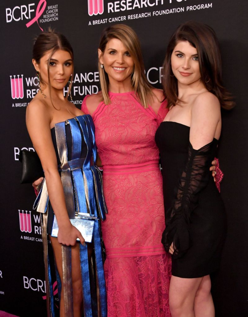 Who Are Lori Loughlin's Daughters