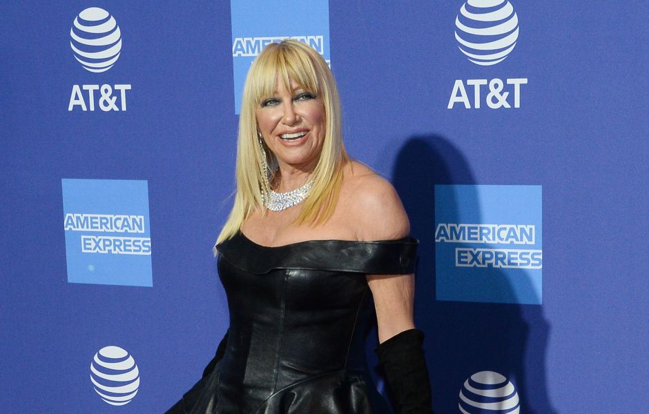Suzanne Somers Health Routine Aging