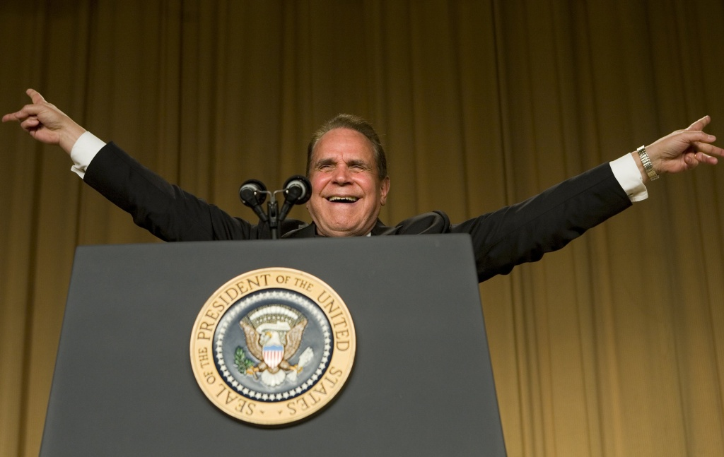 Rich Little Reveals Which President Was Hardest to Imitate