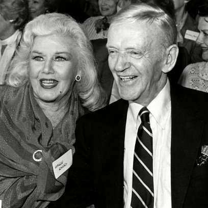 Ginger Rogers and Fred Astaire Became Lifelong Friends After a Passionate Kiss Inside His Rolls-Royce