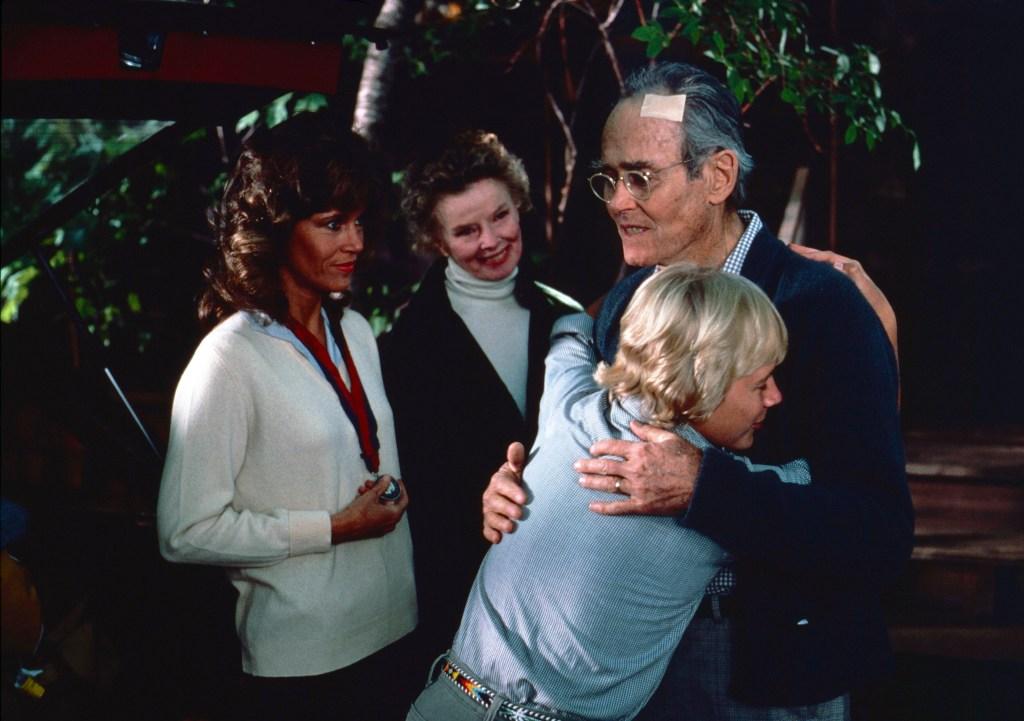 Jane Fonda and Katharine Hepburn's Tense Relationship