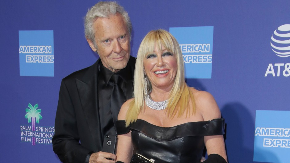 Suzanne Somers Has Chemistry Through the Roof With Husband Alan Hamel Get to Know the Producer2.
