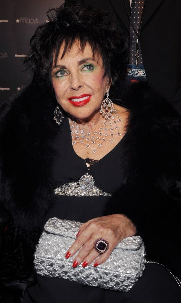 elizabeth taylor 2008